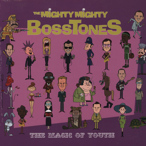 Mighty Mighty Bosstones - Magic Of Youth