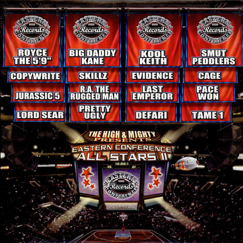 Eastern Conference All Stars - Presents Eastern Conference All Stars II