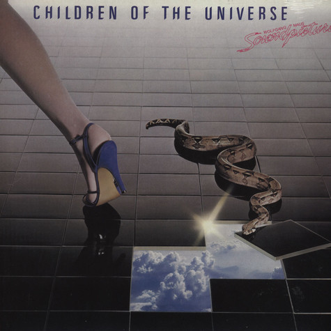 Wolfgang Maus - Children Of The Universe