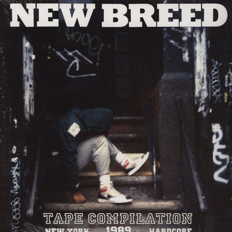 V.A. - New Breed Tape Compilation
