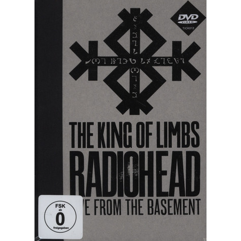 Radiohead - The King Of Limbs / Live From The Basement