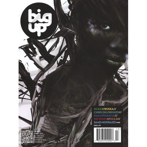 Big Up Magazine - Issue 11