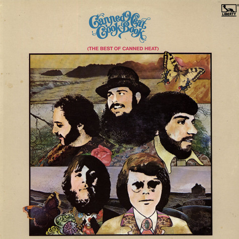 Canned Heat - Cookbook / Best Of Canned Heat