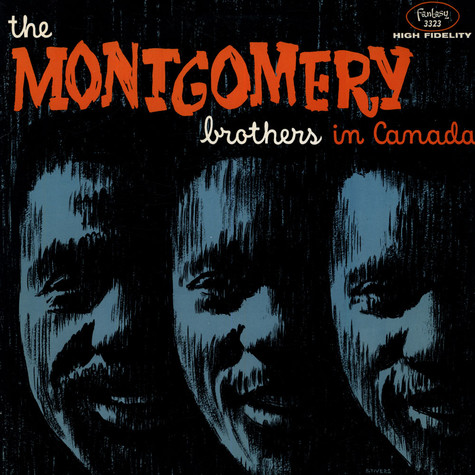 Montgomery Brothers, The - The Montgomery Brothers In Canada