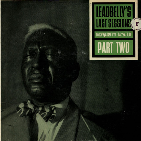 Leadbelly - Leadbelly's Last Session, Vol. 1 Part Two