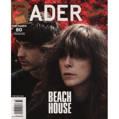 Fader Mag - 2012 - June / July - Issue 80