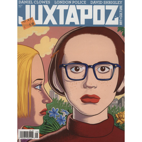 Juxtapoz Magazine - 2012 - 09 - September