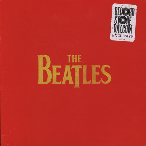 Beatles, The - The Singles Box Set