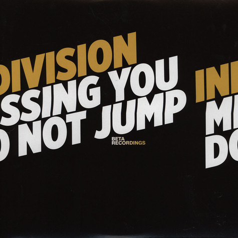 Indivision - Do Not Jump
