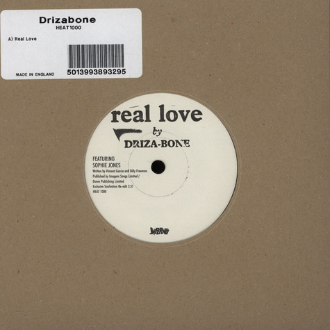 Drizabone - Real Love feat. Sophie Jones