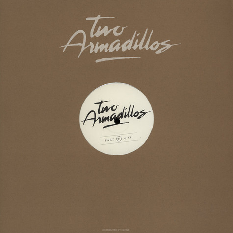 Two Armadillos - Golden Age Thinking 1/3