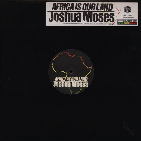 Joshua Moses - Africa