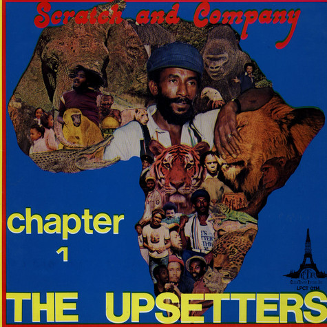 Scratch & Company (Lee Scratch Perry) - Scratch And Company - Chapter 1 The Upsetters