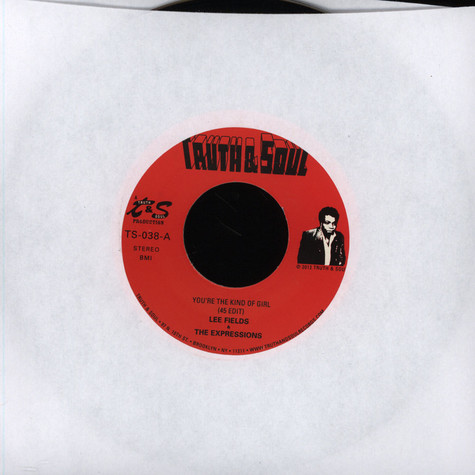 Lee Fields & The Expressions - You're The Kind Of Girl