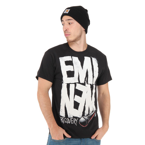 Eminem - Recovery Microphone T-Shirt