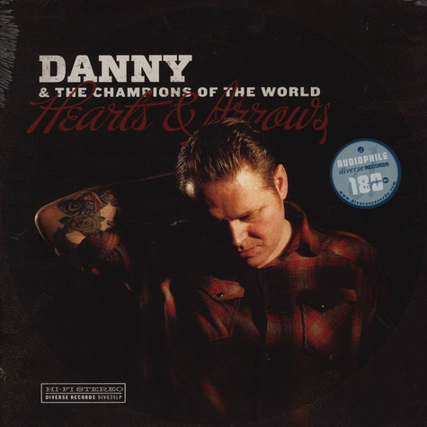 Danny & Champions Of The World - Hearts & Arrows
