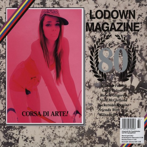 Lodown Magazine - Issue 80 March 2012