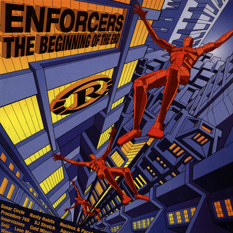 V.A. - Enforcers: The Beginning Of The End