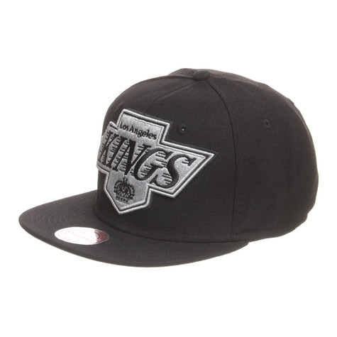 Mitchell & Ness - Los Angeles Kings NHL XL Logo Snapback Cap