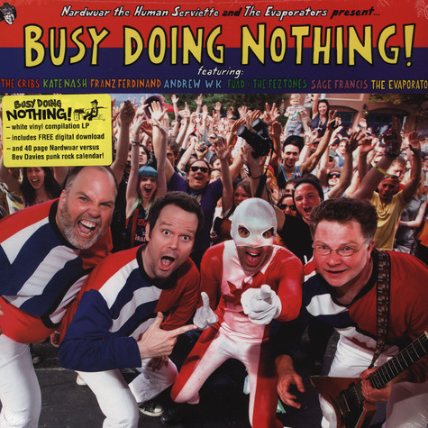 V.A. - Busy Doing Nothing!