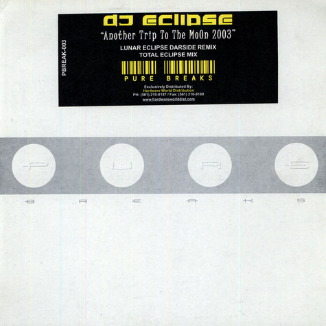 DJ Eclipse - Another Trip To The Moon 2003