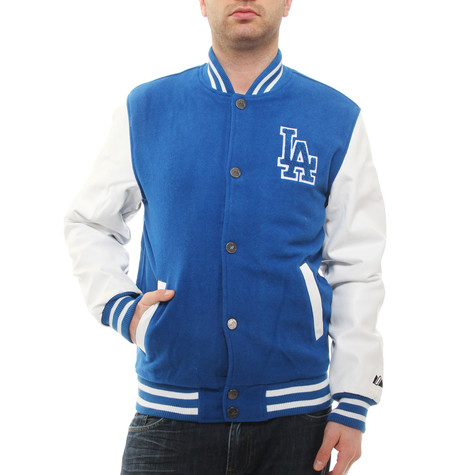 Majestic - Los Angeles Dodgers Stadium Letterman Jacket