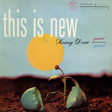 Kenny Drew - This Is New