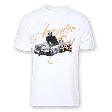 Acapulco Gold - AG Steady Mobbin' T-Shirt