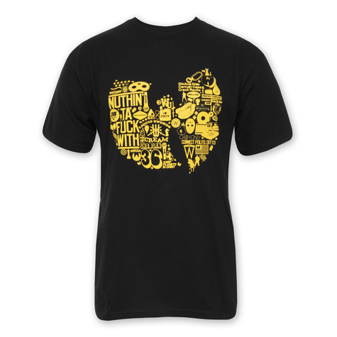 Rocksmith x Wu-Tang Clan - Diagram T-Shirt