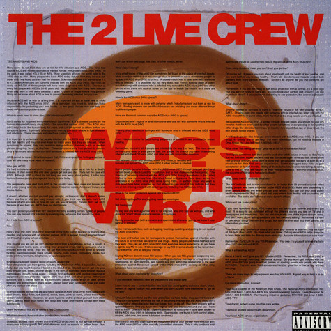 2 Live Crew - Whos Doin Who