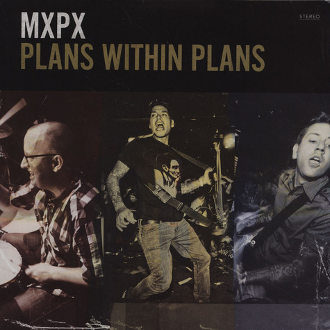 MXPX - Plans Within Plans - Yellow