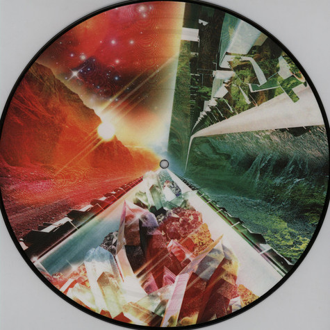Psychemagik - Valley Of Paradise Remixes (Picture Disc)