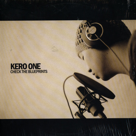 Kero One - Check The Blueprints EP