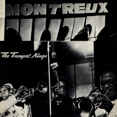 Trumpet Kings, The - At The Montreux Jazz Festival 1975