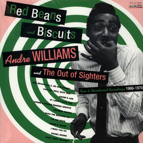 Andre Williams And Out Of Sighters, The - Red Beans And Biscuits