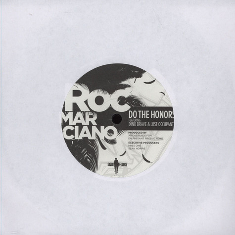 Roc Marciano - Do The Honors Feat. Dino Brave of The UN & Lost Occupant