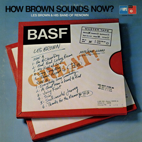 Les Brown & His Band Of Renown - How Brown Sounds Now ?