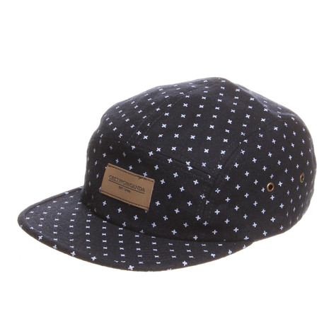 Obey - Auxilary 5 Panel Camp Hat