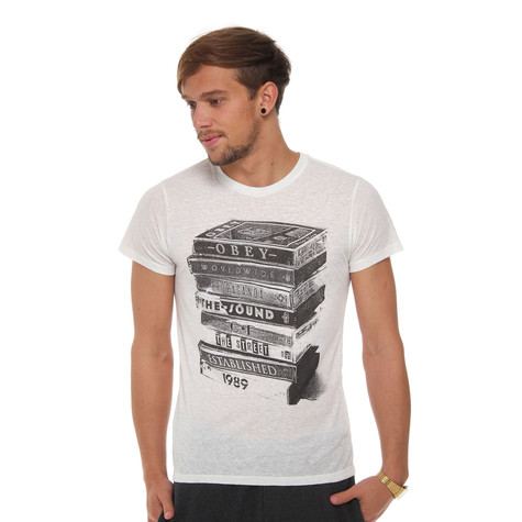 Obey - Tower Of Tapes T-Shirt