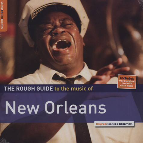 V.A. - The Rough Guide to New Orleans
