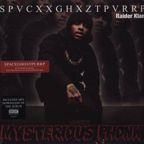 Spaceghostpurrp - Mysterious Phonk: Chronicles Of Spaceghostpurrp
