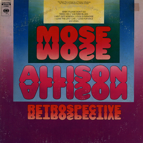 Mose Allison - Retrospective