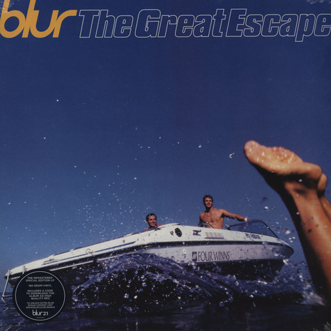Blur - The Great Escape Special Edition