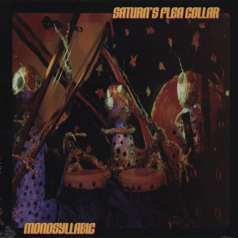 Saturn's Flea Collar - Monosyllabic