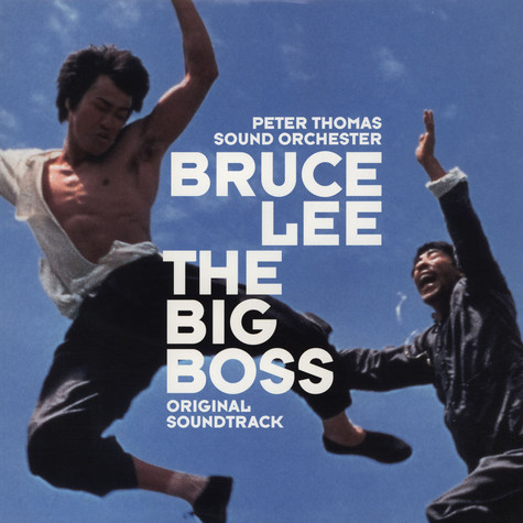 Peter Thomas - OST The Big Boss