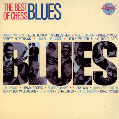 V.A. - The Best Of Chess Blues