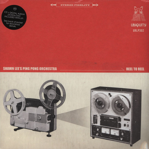 Shawn Lee's Ping Pong Orchestra - Reel To Reel