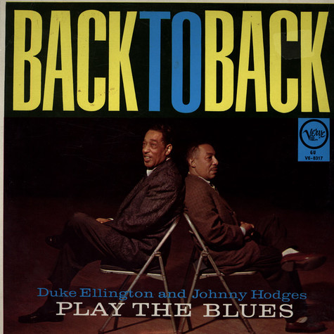 Duke Ellington / Johnny Hodges - Back To Back