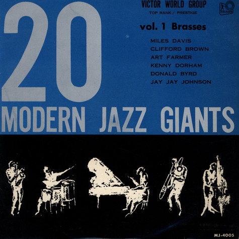 V.A. - 20 Modern Jazz Giants Vol. 1