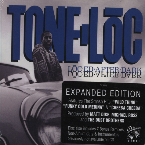 Tone Loc - Loc'ed After Dark Expanded Edition